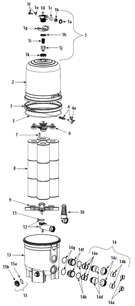 Water Filter Cartridges besides 4lvys Dodge Ram 2500 Slt 1999 Dodge Ram Diesel together with Hayward Filter Housing Replacement Parts in addition High Flow Fuel Filter In Tank in addition 4. on well pump filter cartridge